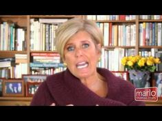 Mondays with Marlo: Suze Orman - Full Interview