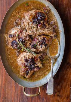 Recipe: Slow Cooker Cranberry Pork Chops