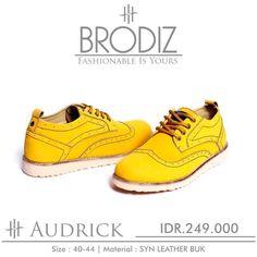 Brodiz Audrick, Warna: Tan, Size : 40-44. Untuk Pemesanan Online Kunjungi : www.rockford-footwear.com *Gratis pengiriman ke seluruh Indonesia Email: contact@rockford-footwear.com Pin : 525B26DF Atau...