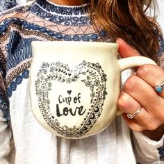 Start each day with a Cup of Love!