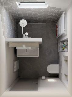 Small Bathroom Shower Ideas Remodel Ideas For 2020 Small Bathroom Layout, Simple Bathroom, Modern Bathroom Design, Bathroom Interior Design, Bathroom Designs, Bath Design, Modern Design, Vintage Bathroom Decor, Kid Bathroom Decor