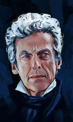 DOCTOR 12 PETER CAPALDI