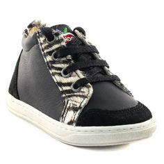 409A SHOO POM BOUBA ZIP BOX NOIR www.ouistiti.shoes le spécialiste internet de la chaussure bébé, enfant, junior et femme collection automne hiver 2015 2016