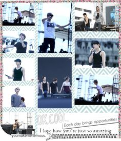 """""""EXO (DKFC Rehearsal)"""" by channdid on Polyvore"""