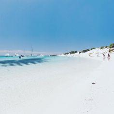 The amazing beaches of Rottnest Island @australia @rottnestislandwa @westernaustralia #rottnestisland by danielgarciacostoya http://ift.tt/1L5GqLp