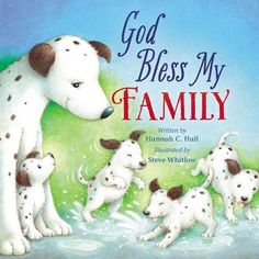God Bless My Family (A God Bless Book) by Hannah Hall https://www.amazon.com/dp/0718092163/ref=cm_sw_r_pi_dp_x_rVknzbQSDG319