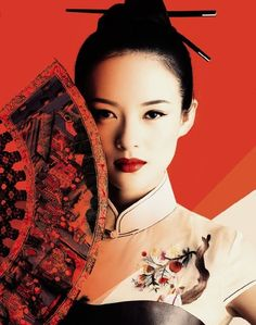 Zhang Ziyi en Memorias de una Geisha (2005)