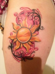 1000 ideas about tangled tattoo on pinterest disney for Tangled sun tattoo