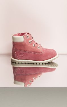 pink pokey pine lace, part of the boots timberland range at schuh. Pink Timberlands, Pink Boots, Timberland Boots, Pink Girl, Cool Kids, Stylish, Lace, Stuff To Buy
