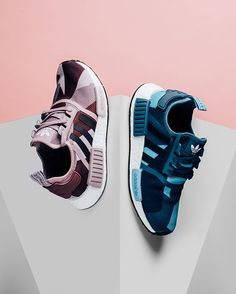 Adidas Originals Women's NMD_R1 Pack Now Available IN-STORE ONLY ($120 Each)