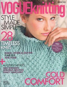 Альбом«Vogue Knitting International - Holiday 2014». Обсуждение на LiveInternet - Российский Сервис Онлайн-Дневников