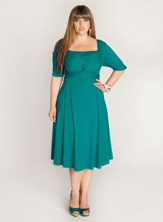 Fabulosos vestidos para gorditas de fiesta | Moda y Tendencias
