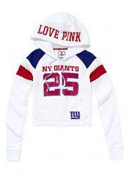 New York Giants - Victoria's Secret #NYCLove