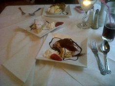 Ristorante Capriccio Durham Restaurants, Desserts, Food, Tailgate Desserts, Dessert, Postres, Deserts, Meals