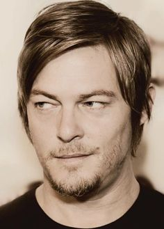 Norman Reedus sees what you did there!