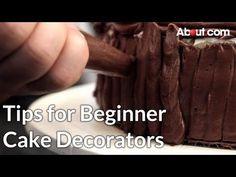 5 Tips for Beginner Cake Decorators