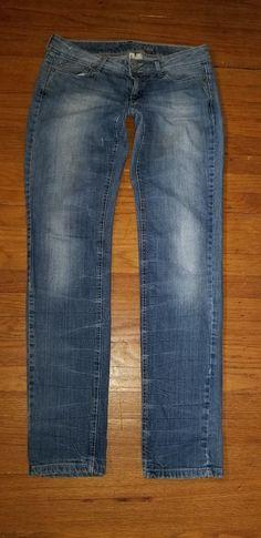 2c9700c68d Mango Lizzy Skinny Slim Distressed Jean Size 12.  fashion  clothing  shoes