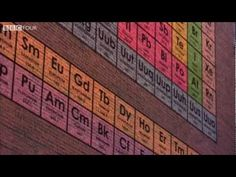 Periodic Table of Elements - Chemistry: A Volatile History - BBC Four - YouTube