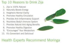 Why wait! Why put off for tomorrow what you can do today?! zija.bamteam@gmail.com