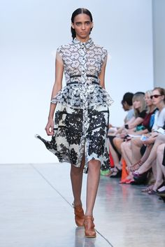 Thakoon RTW Spring 2013 - Runway, Fashion Week, Reviews and Slideshows - WWD.com
