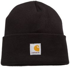 Shop online Carhartt Youth Big Boys' Acrylic Watch Hat, Caviar Black, One Size. Explore our Boys Fashion section featuring new #shopping ideas of the best collection of  #BoysFashion #BoysWatches and #fashion products online at #Jodyshop Marketplace.