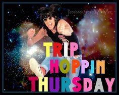 THURSDAYS ON FACEBOOK/TOTALLY @IamStevenT TYLER IS TRIPPIN'!!! #STEVENTYLER