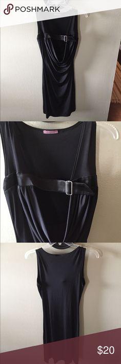 Black party dress Black form fitting dress Dresses Mini