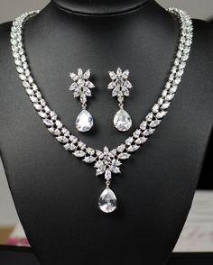 Wedding Jewelry Bridesmaid Gift Bridesmaid by TheMagnoliaJewelry