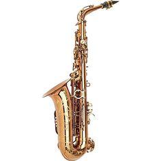 &&  Allora Chicago Jazz Alto Saxophone AAAS-954 - Dark Gold Lacquer