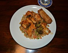 Chinese Take Out Fried Rice at home #SundaySupper