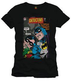 Camiseta Batman. Detective
