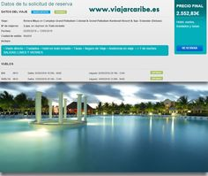 Ofertas Riviera Maya - Palladium Kantenah desde Madrid 11 noches 1276 €