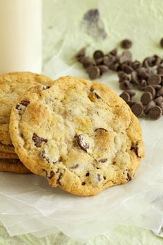 The VMH Chocolate Chip Cookie -