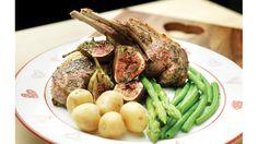 Geef je lamsvlees extra smaak door het te stoven met vijgen!