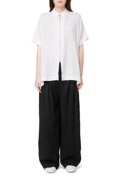 Weekday image 10 of Square Blouse in White