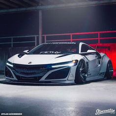 """Acquire fantastic pointers on """"Acura NSX"""". They are accessible for you on our website. Small Luxury Cars, Acura Nsx, Acura Supercar, Porsche Sports Car, Liberty Walk, Honda Cars, Tuner Cars, Stance Nation, Japanese Cars"""