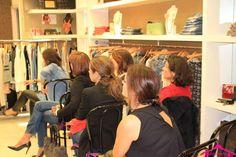 De Cielo Palma Showroom otoño-invierno - Atentas a las explicaciones de moda, tendencia y estilo personal de nuestra personal shopper. Disfruta de esta gran experiencia en moda www.palmashoppers.com