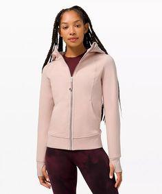 athletic apparel + technical clothing | lululemon Lululemon Scuba Hoodie, Slip Skirts, Skirts For Sale, Cotton Fleece, Cotton Lights, Outerwear Women, Hoodies, Sweatshirts, Hooded Jacket