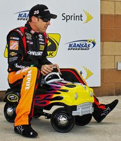Matt Kenseth #NASCAR http://www.orthocarolina.com/motorsports...Let's go racing!