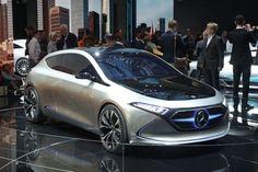 Mercedes abandona la gasolina y el diesel: todos sus coches serán eléctricos o híbridos en 2022