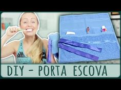 Porta Escova =DiY - YouTube