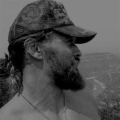 Jason Momoa: Hawaiian Jesus — dailymomoa: Chris Sharma and Jason Momoa...