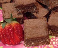 Hedgehog Chocolate Slice