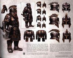 Dwarfs of the ironhils consept art