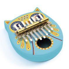Djeco Calimba - Kjøp leker og musikkinstrumenter fra Djeco her. | LirumLarumLeg