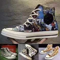 Mens Womens Ladies Hi Tops 1970S Athletic Trainers Sneakers Lace UP Canvas Shoes #LoverSportsCasualAthleticLeisureLaceupShoes #HiTops