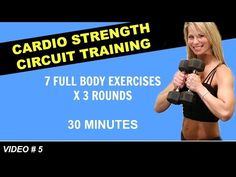 30 Minute Full Length Home Workout Total Body Fat Burning   Bodyweight Exercise - YouTube