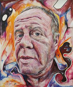 K based contemporary artist, specialising in experimental / surreal / distorted portraiture. Kunst Inspo, Art Inspo, Advanced Higher Art, Portrait Art, Portraits, High Art, Contemporary Artists, Surrealism, Oil On Canvas