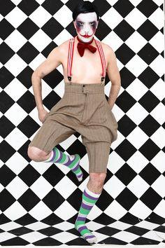 Le Cirque by Matilda Temperley