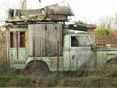 A mix between a Land Rover and the Old English 'rag & bone Man.' via rag & bone, guest pinner for Land Rover USA